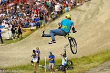Crankworx Whistler: Red Bull Joyride Results and Photos