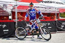 Leogang - Custom Worlds Bikes - UCI World Championships 2012