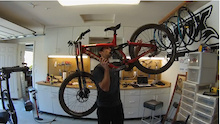 Video: Cam McCaul's Rampage Bike Build