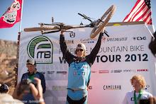 Brandon Semenuk - 2012 FMB World Tour Champion