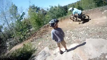Video: 4-Year-Old Shredder