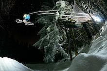 Video: Snow Shredding At Samerberg