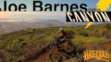 Video: Joe Barnes Rides Canyon