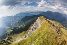 Riding Mountains: Destination X