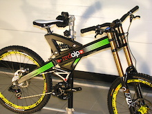 Redalp Launches New Enduro Bike