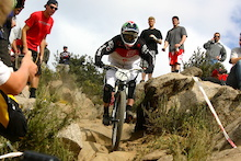Opinion: Mitch Ropelato Wins Fontana DH On a 29er Trail Bike