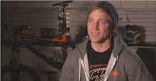 Video: Aaron Gwin On Track - Interview
