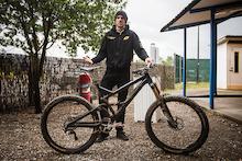 Dan Atherton's Prototype GT Enduro Bike