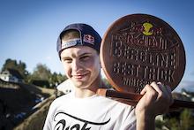 Red Bull Berg Line 2013 – Szymon Godziek Wins Best Trick