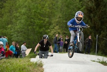Video: Tour de Pump in Jenaz, Switzerland
