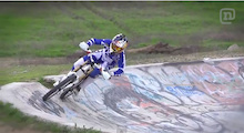 Video: Ronnie Renner On A Stealth Electric Bike