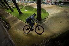 Video: Tour de Pump in Mendrisio, Switzerland