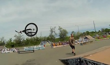 Video: Jeremy Menduni Skatepark Edit