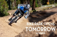 Northstar Trail Report - 6/6/2013