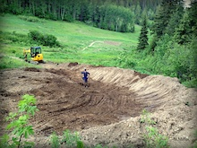 Fernie Alpine Resort Bike Park Update #3: It's All Downhill From Here