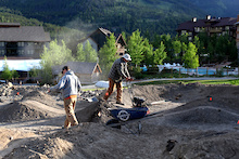 Summer 2013 - Panorama Bike Park Update 2