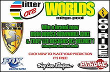 Litter OTB: Worlds Champ Betting is Now Open