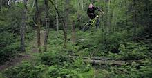 Video: Brendan Howey in Pemberton, BC
