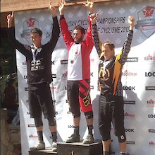Canadian DH Nationals - Panorama Resort - Results