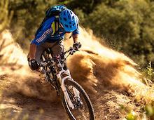 First Look: iXS Trail RS Enduro Helmet