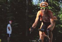 Video: Jumping The Tour De France