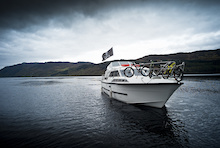 Highland Pirates - Hitting Scotland's Trails By Boat