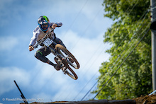 Mont-Sainte-Anne World Cup - Practice