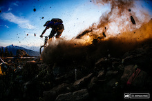 Crankworx Stage Five Enduro Course Preview with Brett Tippie