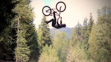 Video: Phil McLean at the Whistler River Jumps