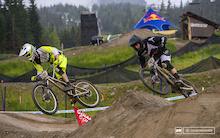 Giant Dual Slalom Photo Epic - Crankworx 2014
