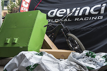 Prototype Long Travel Devinci - Crankworx Whistler 2013