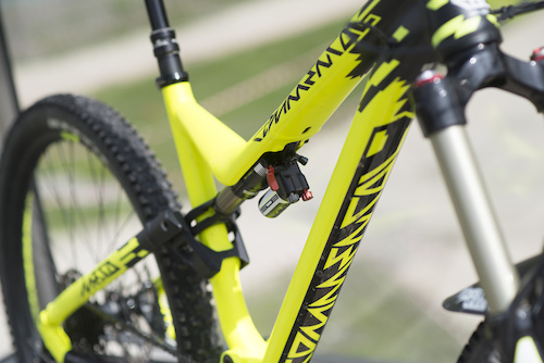 Commencal Meta V4 suspension 2015