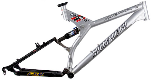 Evolution of the Specialized Enduro