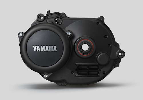 The Yamaha PW-X motor system.
