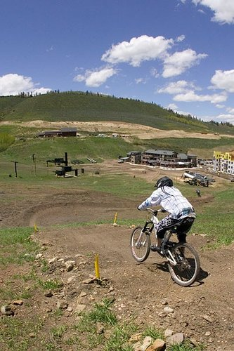 The whoops can't stop Cody from Steamboat.