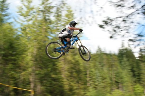 Kovarik whips his way to the top of the podium