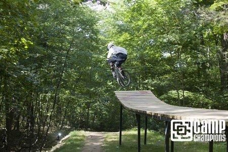Here's the Ski Jump...Like Buttah