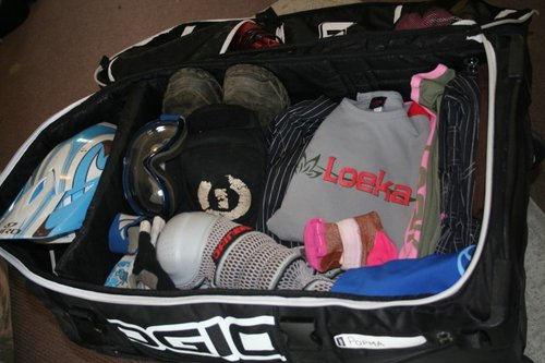 Ogio 9800 Gear Bag Review Pinkbike