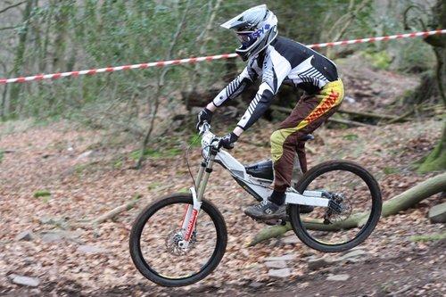 Jamie Maller, current British National Champion.