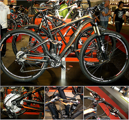 ktm's lineup looks promising – eurobike 2011 - pinkbike